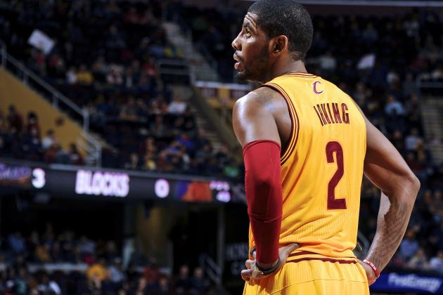 Kyrie Irving: 'I Needed' Wake-Up Call, Admits This Season Is a 'Challenge'