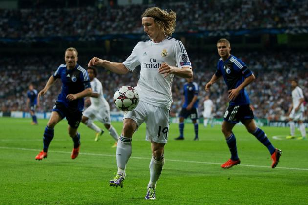 How Luka Modric Changed the Jurgen Klopp Paradigm