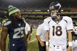 Sherman: Peyton the Classiest Player I've Ever Met