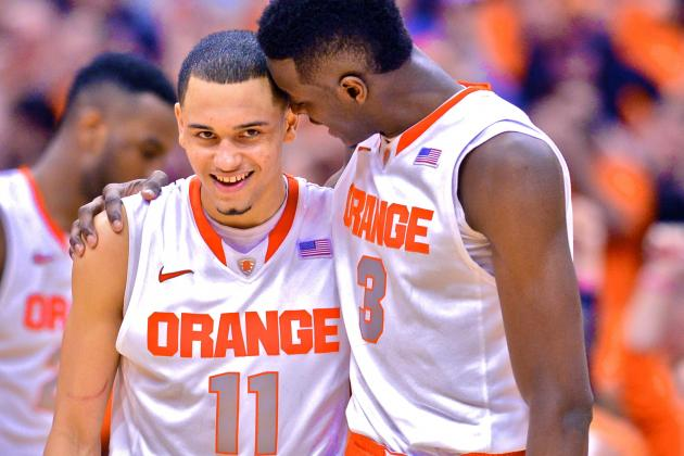 Tyler Ennis, Jerami Grant and C.J. Fair Boosting Each Other's NBA Draft Stock