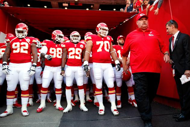 Andy Reid's Foundation-Setting Season