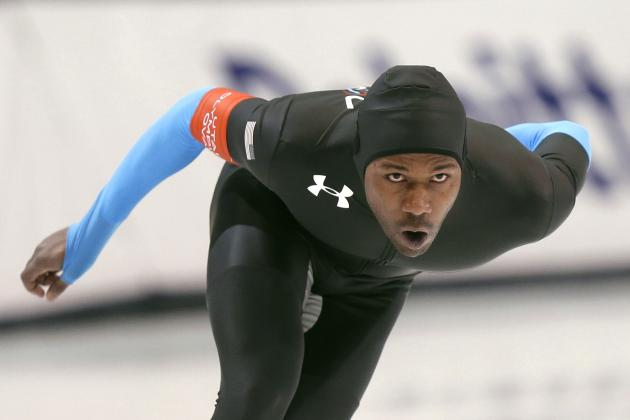 Speedskater Shani Davis Could Rewrite Olympic History Again with Sochi Gold