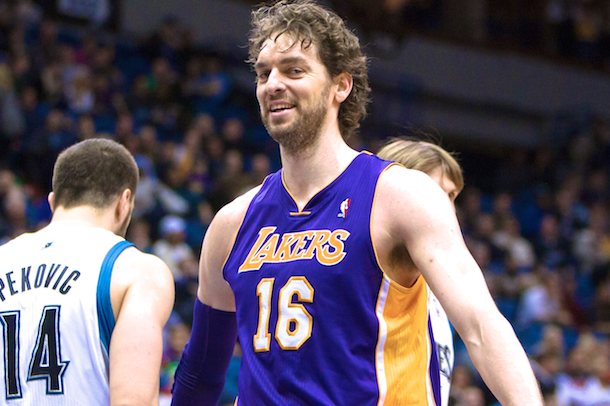 Pau Gasol Trade Would Be Win-Win Deal for LA Lakers and Phoenix Suns