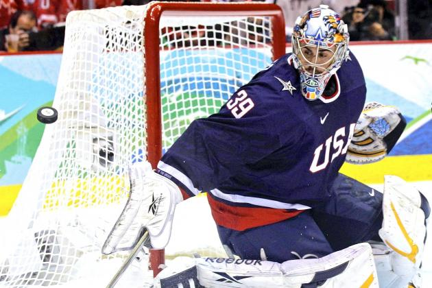 Who Should Be Team USA's No. 1 Goaltender: Jonathan Quick or Ryan Miller?