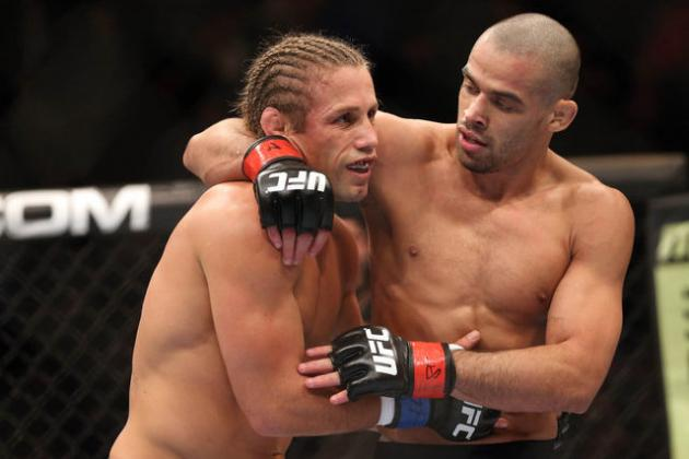 Urijah Faber Still 'Optimistic' He Will Become Bantamweight Champion