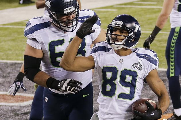 Doug Baldwin Rips Cris Carter for Comments About Seahawks WRs