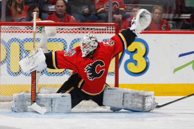 Flames Lose Ramo (MCL) 'til Post-Olympic Break, Recall Ortio