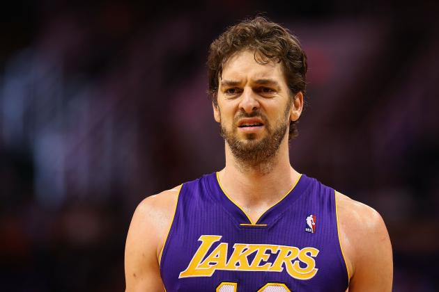 NBA Rumors: Latest Chatter on Pau Gasol, Luol Deng and More