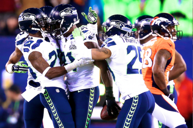 Seahawks Dominate Broncos as Defense Wins Super Bowl XLVIII Championship