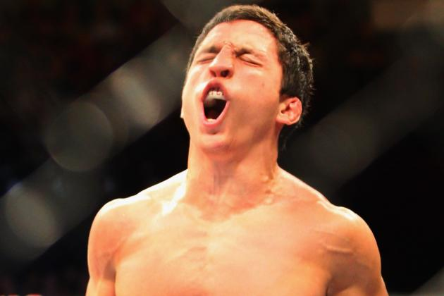 Joseph Benavidez Will Face Tim Elliott at UFC 172