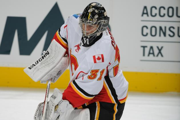 Flames Recall Joni Ortio from Abbotsford