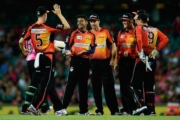 Sydney Sixers vs. Perth Scorchers, BBL Semifinal: Date, Time, TV and Preview
