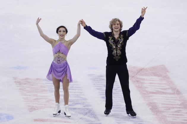 Meryl Davis, Charlie White Ideal Fits as US Figure Skating Ambassadors in Sochi