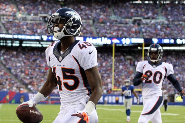 Re-Signing CB Dominique Rodgers-Cromartie the Broncos 'Top FA Priority?'