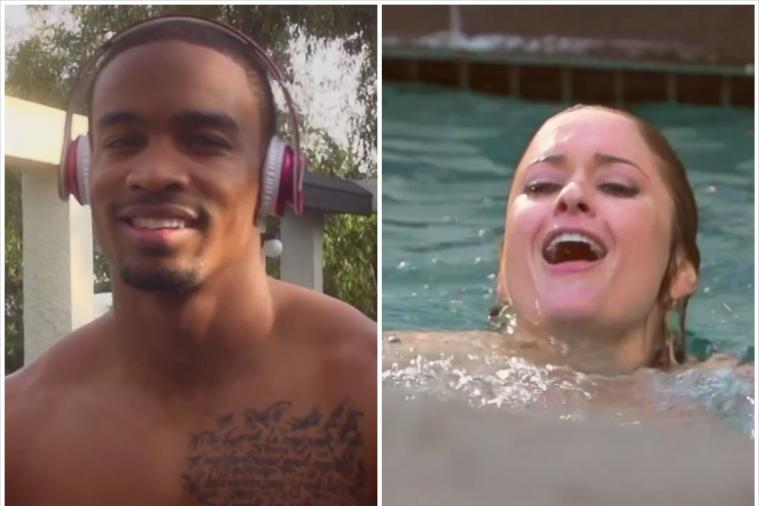 Raiders WR Rod Streater Spoofs Popular Beats by Dre Ads