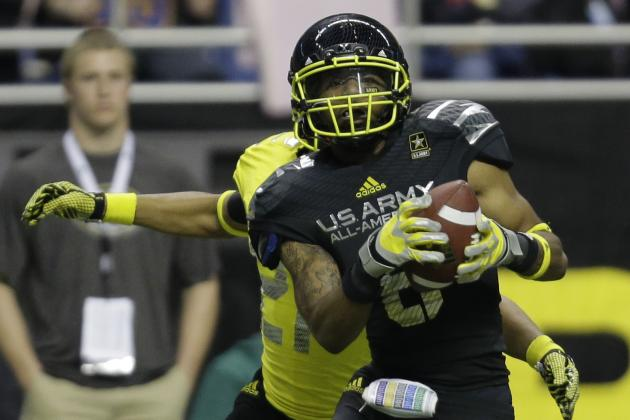 Ohio State Football: Why Damon Webb Is Buckeyes' Most Important 2014 Recruit