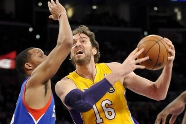NBA Trade Rumors: Latest Buzz on Pau Gasol, Evan Turner and More