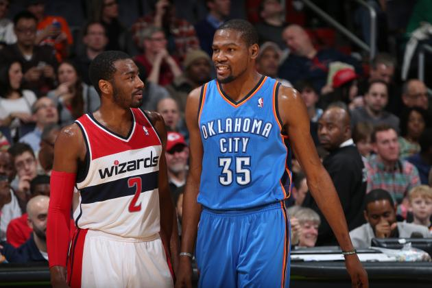 Kevin Durant to Become a Washington Wizard Once Contract Expires?