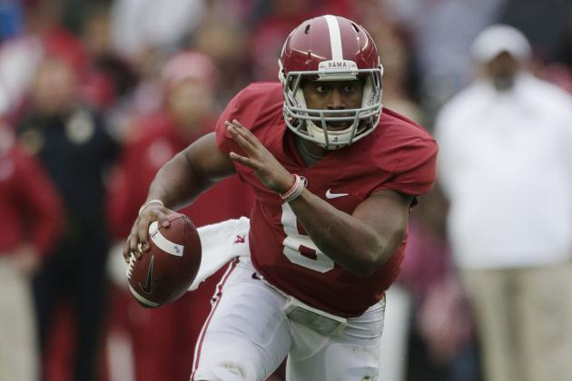 Alabama Football: Meet Blake Sims, AJ McCarron's Potential Heir