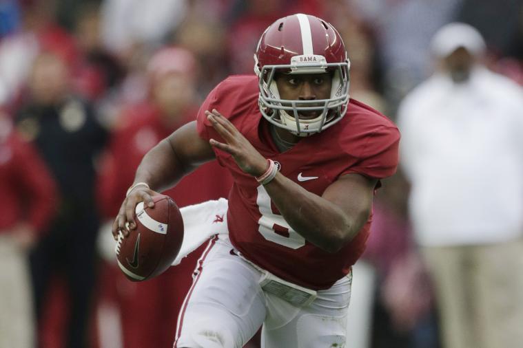 Alabama Football: Meet Blake Sims, AJ McCarron's Potential Heir