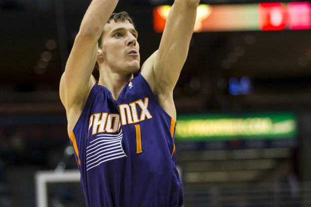 Dragic Named Western Player of Week