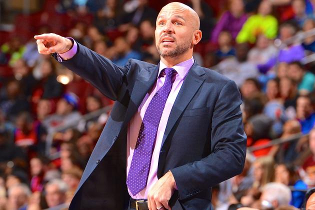 Jason Kidd and Dave Joerger Named NBA Coaches of the Month for January 2014