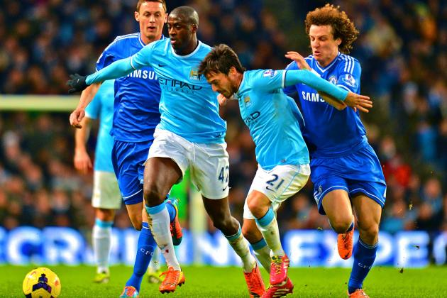 Manchester City vs. Chelsea: Premier League Live Score, Highlights, Report