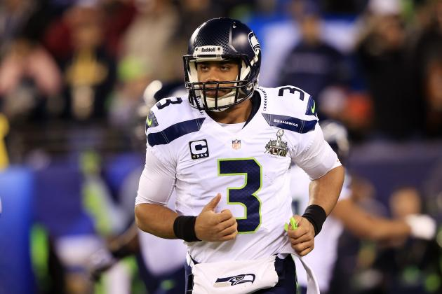 Agent: Russell Wilson Plans to Appear at Spring Training with Rangers