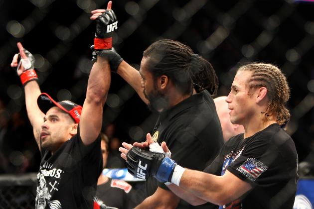 Barao vs. Faber 2: Why You Shouldn't Be OK with Herb Dean's Early Stoppage