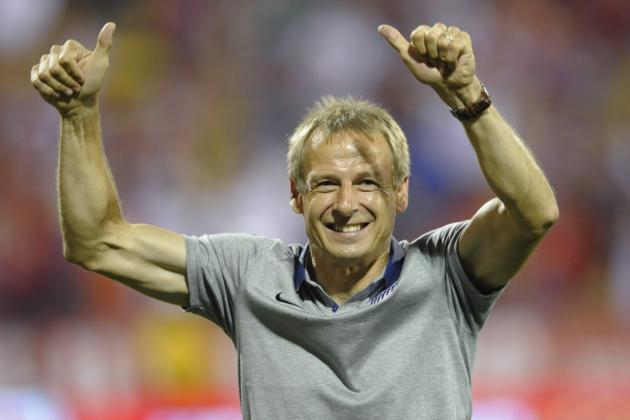 Video: Turns out Jurgen Klinsmann Can Fly a Helicopter