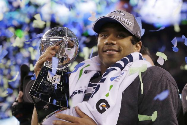 Best Twitter Reactions to Russell Wilson's Performance in Super Bowl XLVIII