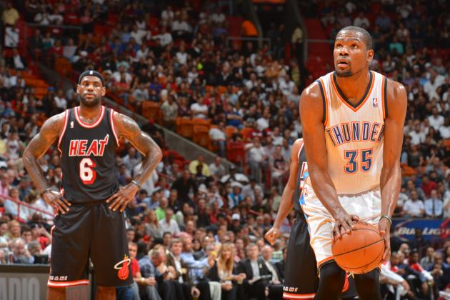 Kevin Durant's NBA MVP Candidacy About Much More Than LeBron James