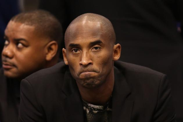 Are Listless Los Angeles Lakers a Preview of Life After Kobe Bryant?