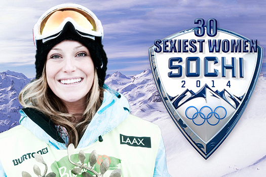 30 Sexiest Women of the 2014 Sochi Winter Olympics