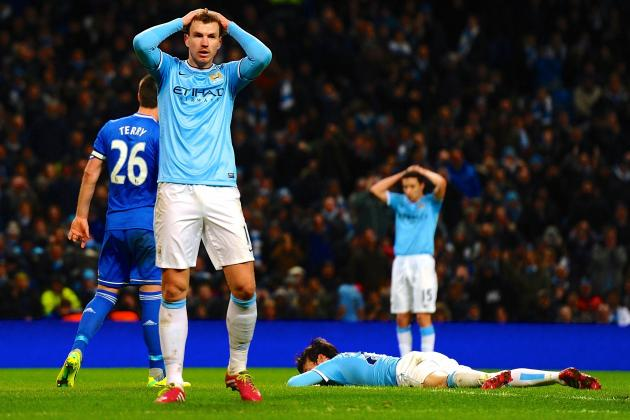 Manchester City vs. Chelsea Score, Grades and Post-Match Reaction