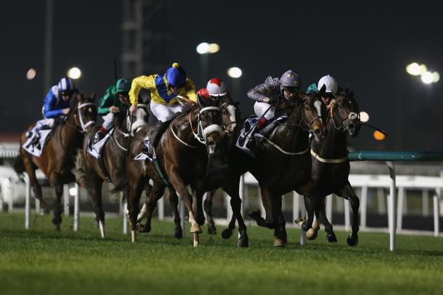 Dubai World Cup Carnival 2014: Race Calendar and Remaining Festival Schedule