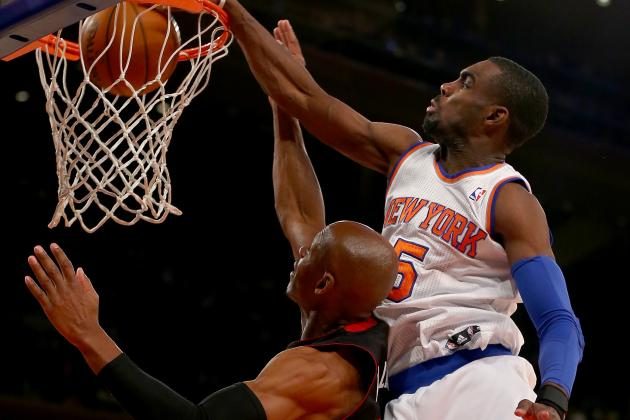 Breaking Down What's Behind NY Knicks' Guard Tim Hardaway Jr.'s Success