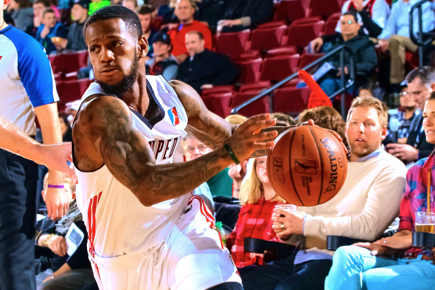 Everything You Need to Know About D-League Sensation Pierre Jackson