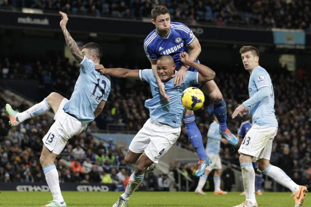 Manchester City No Longer Invincible as Chelsea Supply Latest Title Twist