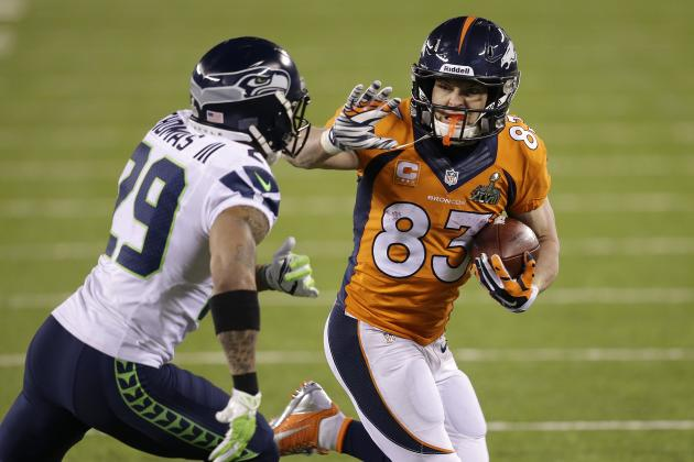 Seahawks vs. Broncos: Most Impressive Performances in Losing Effort for Broncos