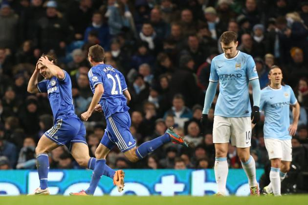 Manchester City Experienced the Opposite of Groundhog Day Against Chelsea