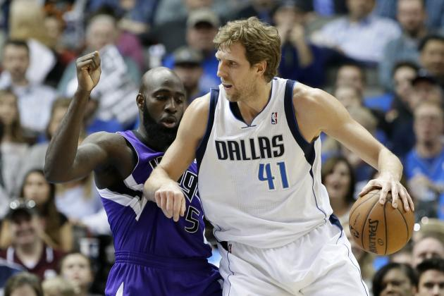 Breaking Down What's Behind Dirk Nowitzki's Revival