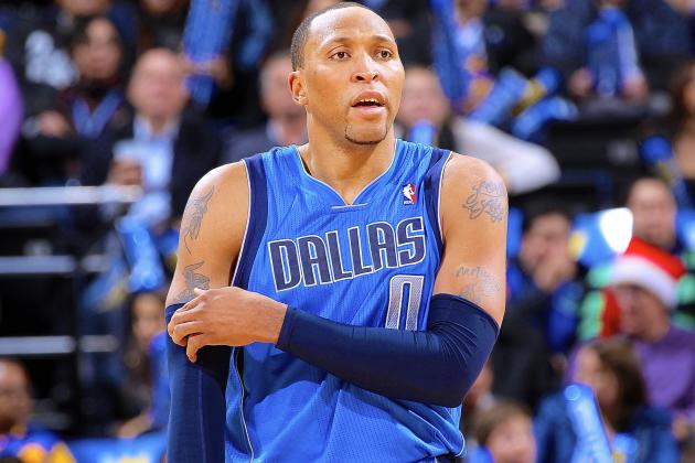 Shawn Marion Wants NBA to Drop Salary Cap, Raise Age Limit
