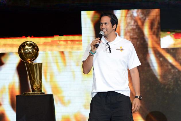 Erik Spoelstra and Pete Carroll: Champions with a Connection
