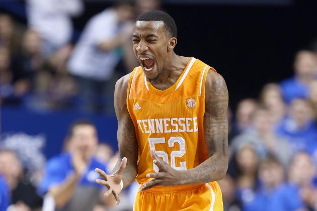 Vanderbilt's Gameplan Is Aimed at Vols' Jordan McRae