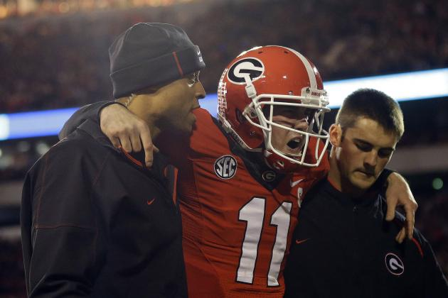 Examining Aaron Murray's ACL Injury and Upcoming NFL Draft Value