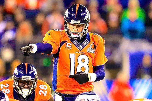Richard Sherman Says Seahawks Deciphered Peyton Manning's Hand Signals