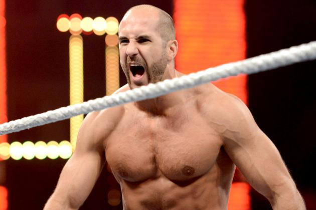 Antonio Cesaro Will Be the Elimination Chamber's Breakout Star