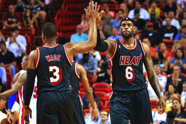 Detroit Pistons vs. Miami Heat: Live Score and Analysis