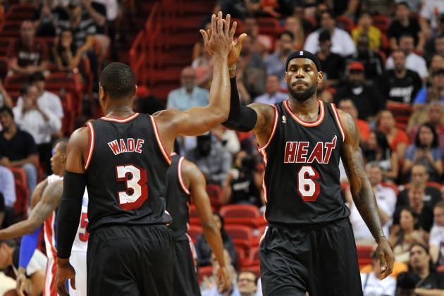 Detroit Pistons vs. Miami Heat: Postgame Grades and Analysis for Miami